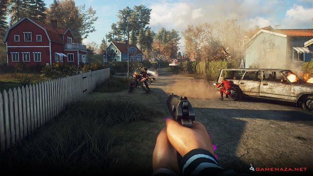 Generation Zero Gameplay Screenshot 3