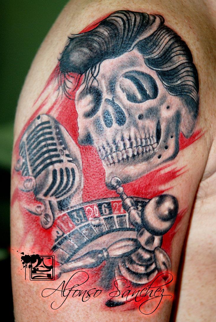 CaraibiRockers: Rocker Tattoo