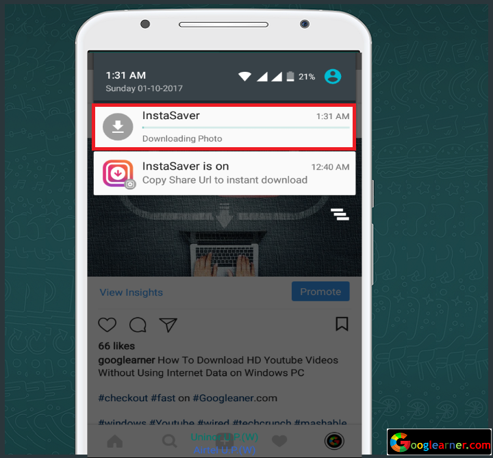 Instagram photos videos download