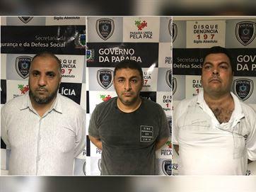 Terroristas árabes são presos no Nordeste