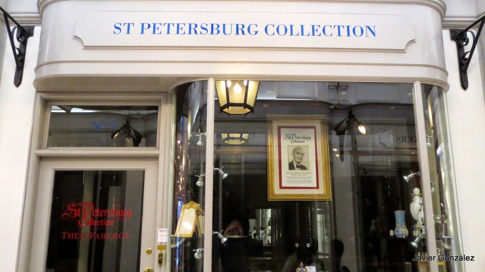 Londres. Colección San Petersburgo