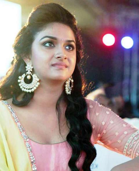 Free Download Keerthi Suresh HD Photos