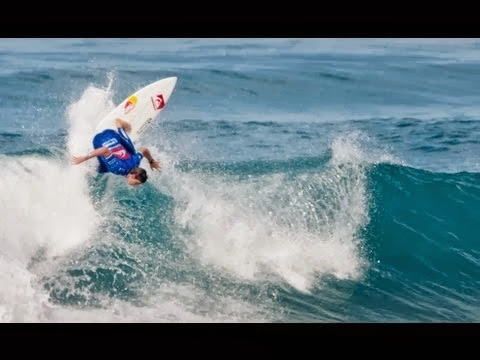 Day 2 Highlights - Quiksilver Pro France 2013