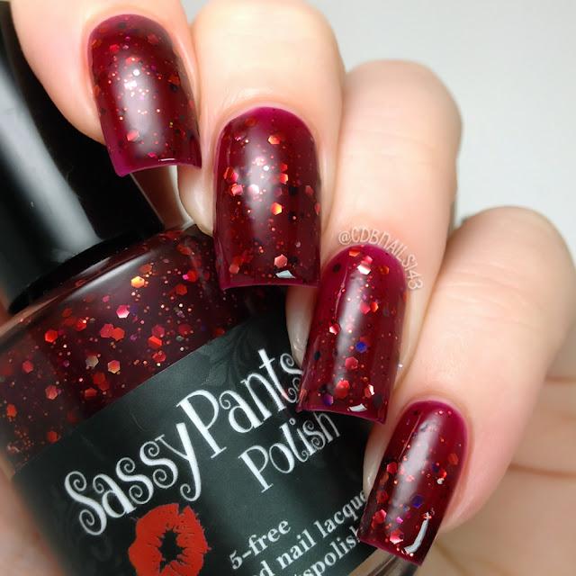 Sassy Pants Polish-Bloody Mary