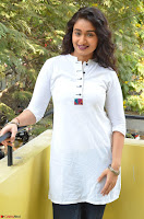 Kiran Chetwani in Denim and White Kurti  Exclusive 044.JPG