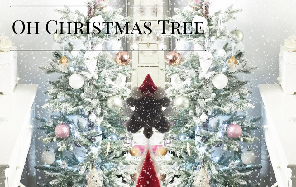 an image of oh christmas tree oh christmas tree