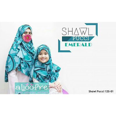 Shawl Syria Pucci IBU  - SOLD OUT