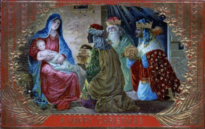 Nothing But Limericks: We Three Kings - Christmas Limerick ...