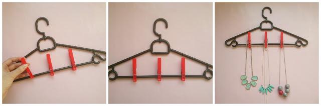 DIY stalak za nakit - izrada