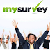 Gana Dinero y Regalos con MySurvey