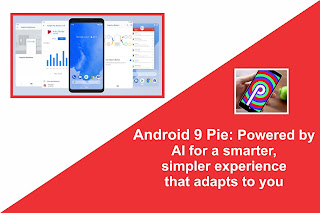 Android 9 Pie: Powered by AI for a smarter, simpler experience that adapts to you-hindi pe bindi