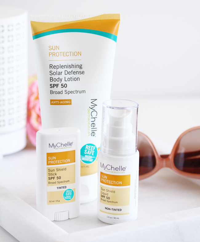 MyChelle Sun Protection,MyChelle Review, MyChelle Dermaceuticals, Reef Safe Sunscreen