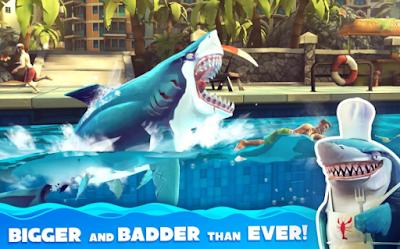 Hungry Shark World APK-Hungry Shark World MOD APK