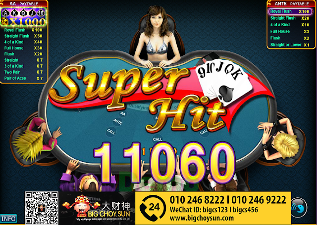 Clubsuncity Slot Casino Hold'em