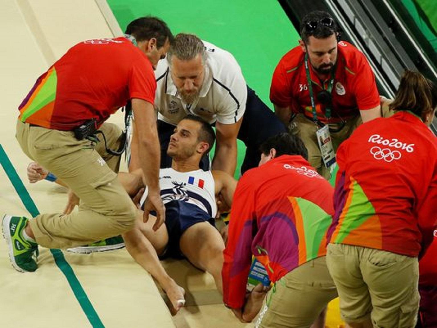 SAMIR AIT SAID, RIO OLYMPICS 6