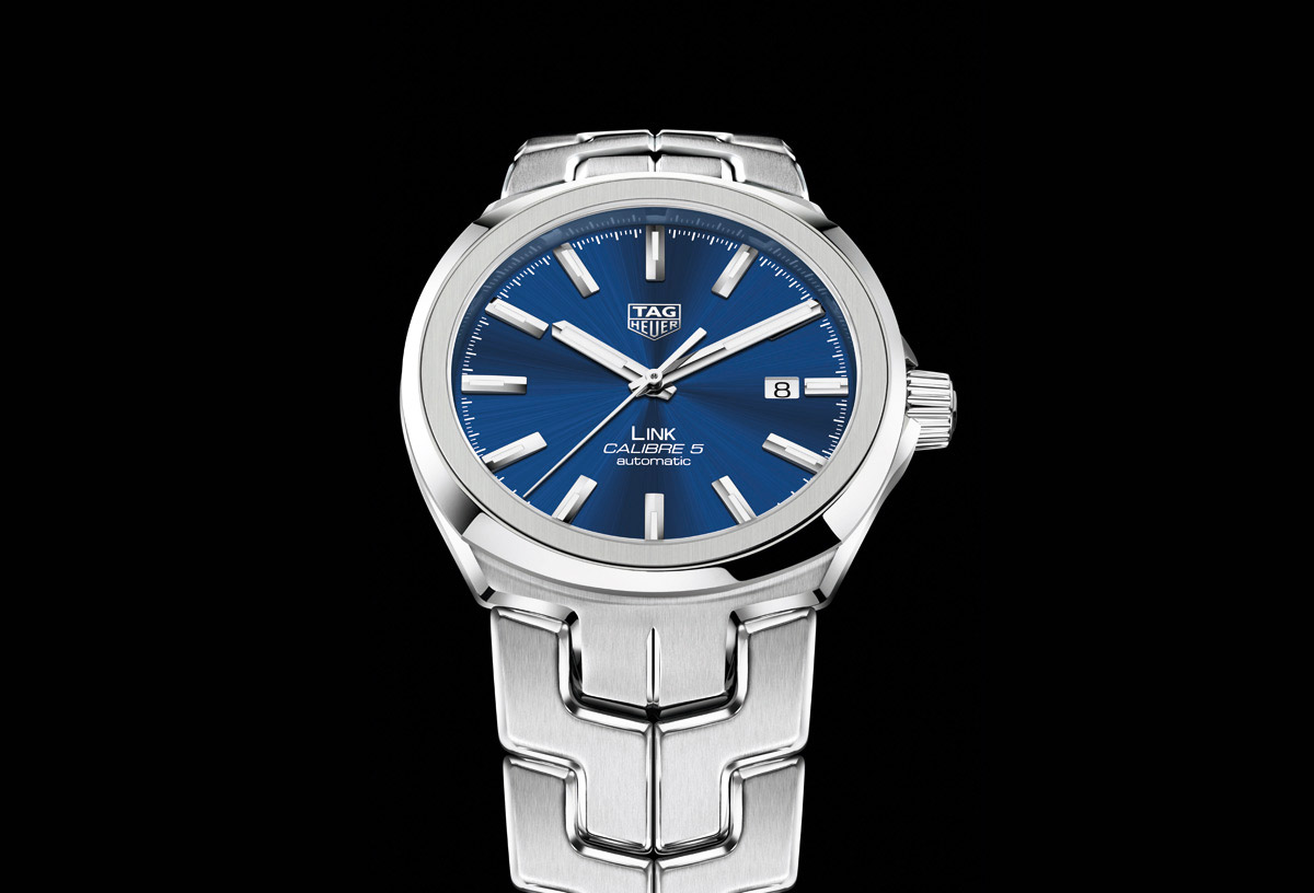 Tag: TAG Heuer - Link For Men Calibre 5