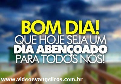 Imagens Evangélicas de Bom Dia Para Whatsapp e Facebook