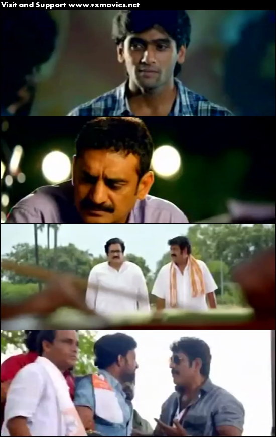 Dushman No 1 2017 Hindi Dubbed 360p HDRip