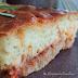 Receita de torta de atum super leve, sem glúten e sem lactose