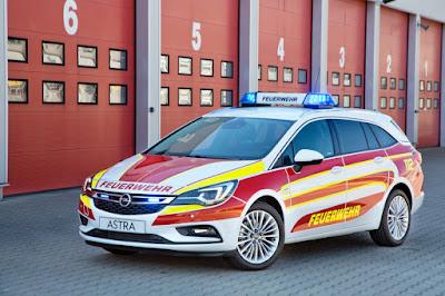 Η Opel στη RETTmobil 2016
