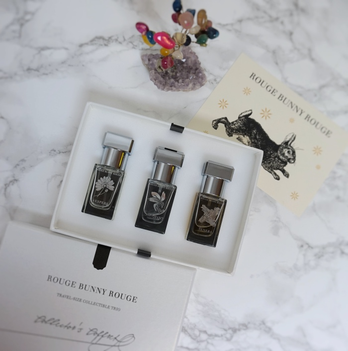 Rouge Bunny Rouge Fragrant Confections Collector's Coffret review