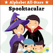 Introducing Alphabet All-Stars Spooktacular--IT'S ALIVE!!!