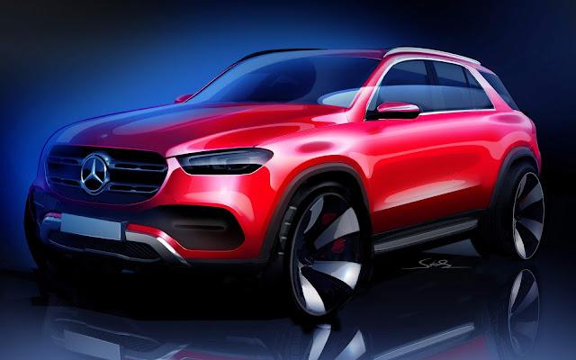 Novo Mercedes-Benz GLE 2020
