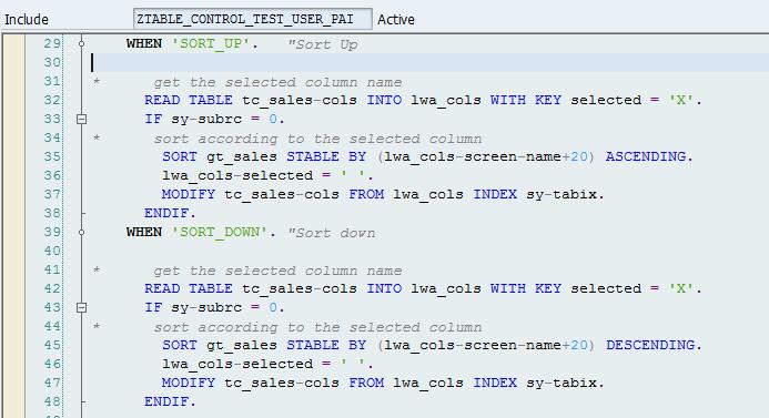 Open Sales Order Logic In Sap Abap