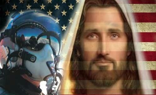 Jesus conversa com homem do futuro