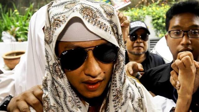 Polisi Cari Pengunggah Video Ceramah Habib Bahar