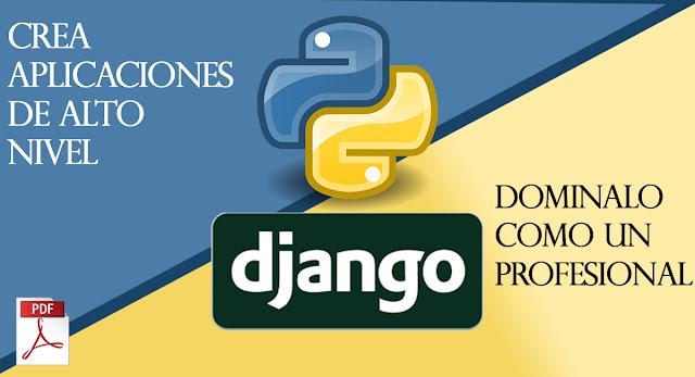 curso programacion pdf python django