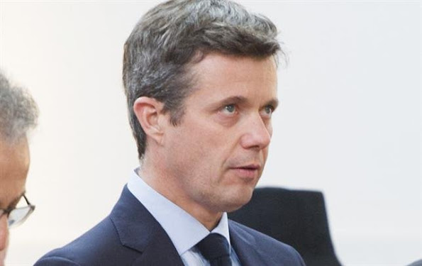 Prince Frederik And Princess Marie Attended Mass For Victims Of Terrorist Attacks