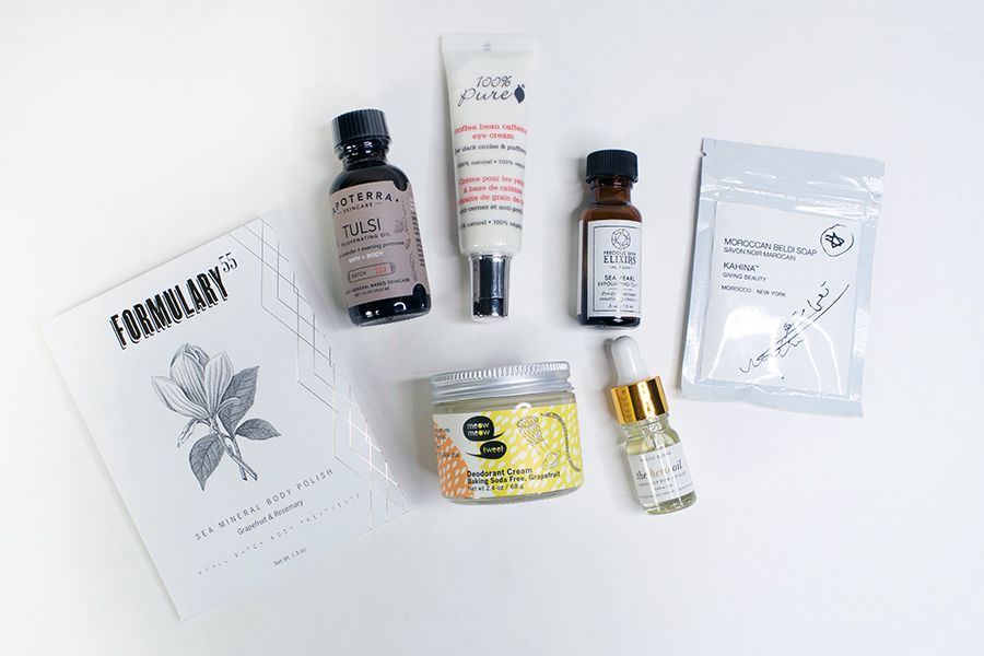 Petit Vour Mystery Skin & Body Box