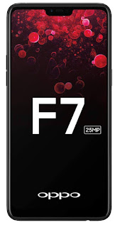 OPPO F7 (Black, 64GB)