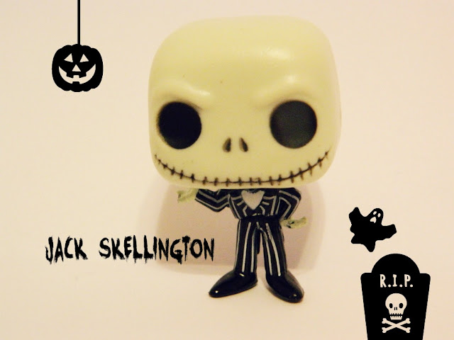 Jack Skellington Pop Figure