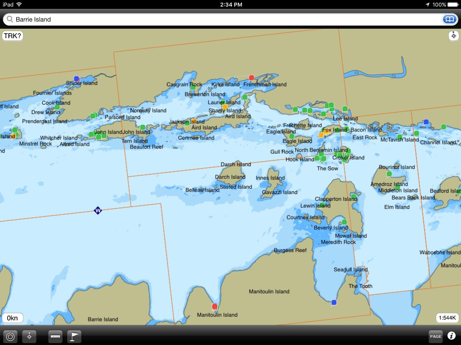 Daydreams great loop navigation on the great loop navimatics screen shot nvjuhfo Gallery