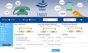 TRAI's Tariff Portal lets you check best Tariff Plans of your Operator
