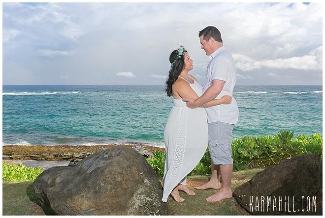 Maui Maternity Portrait Photographer