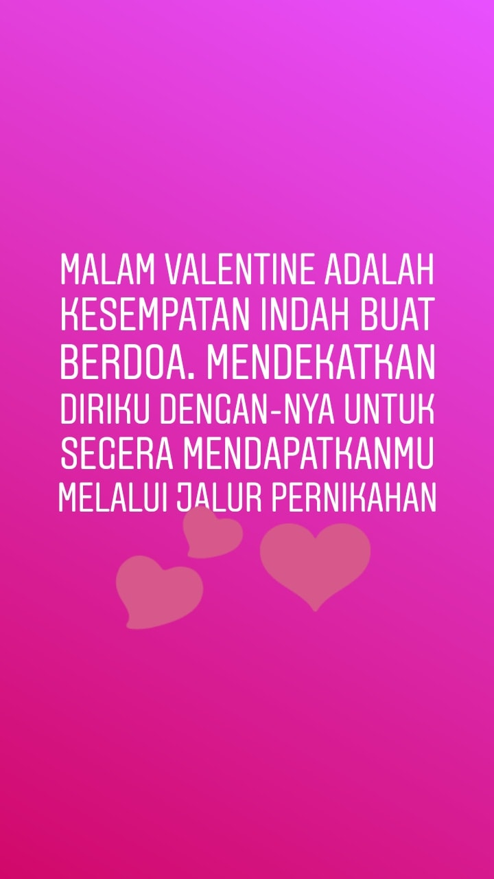 caption valentine
