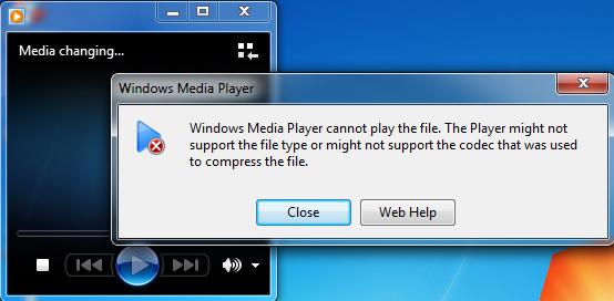 matroska codec windows media player 11
