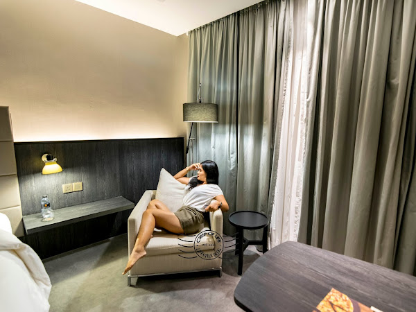 The Chic and Modern Luxury Stay in G Hotel Kelawai Penang