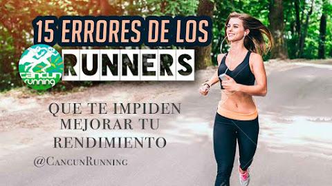 errores de corredores