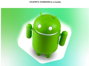 SNAPPET - ANDROID (La Guida)