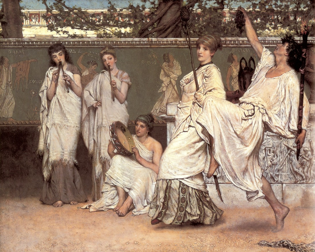 Conozcamos la historia las hetairas for Costumbres de grecia