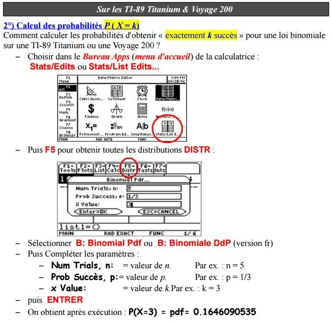 pdf and cdf ti 83