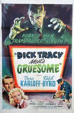 Dick Tracy's Amazing Adventure (1947)