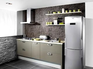 Cat Rumah Minimalis Dapur