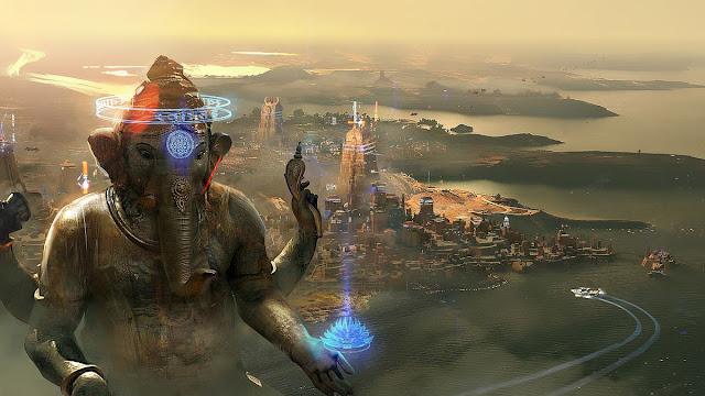 الكشف عن حزمة من الصور لتصاميم عالم لعبة Beyond Good & Evil 2