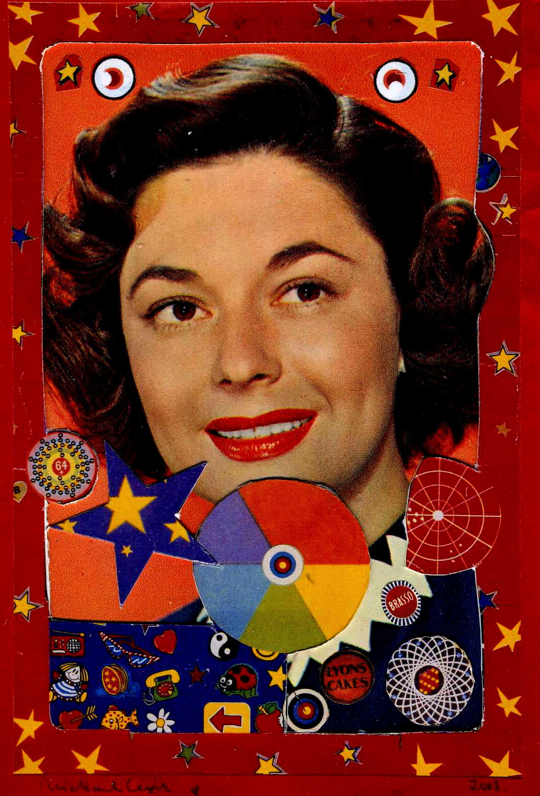 Ruth Roman Of Many Movies She Was In Strangers On A: The Kollage Kit: May 2013