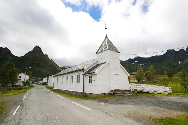 Mefjordvaer-Isola di Senja-Isole Lofoten